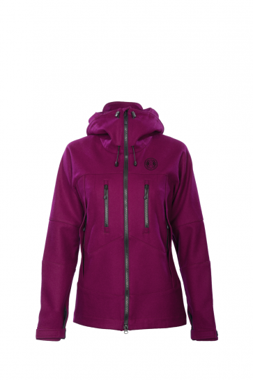 Petromax Bergmaid Loden Jacket for Women (blackberry)