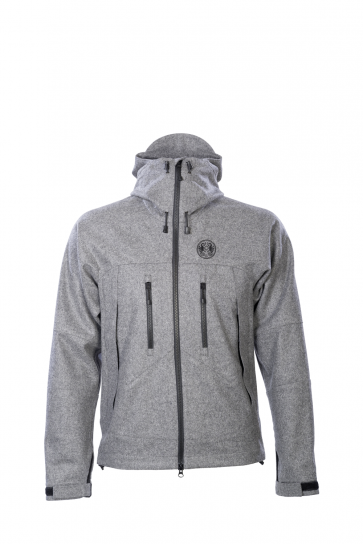 Petromax Deubelskerl Loden Jacket for Men (stone grey)