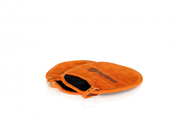 Aramid Pro 300 Potholders with Pocket, oval (2 pieces)