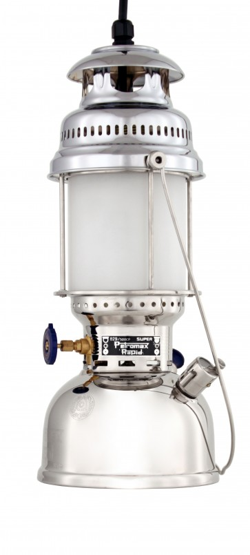 Petromax HK500 chrome electro (Hanging lamp)