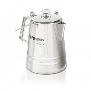 Percolator Perkomax le14 made of stainless steel